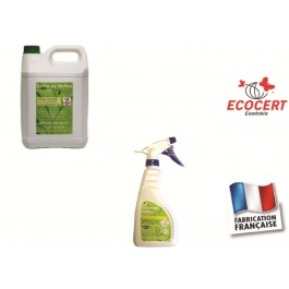 Stever Surfaces Nettes Bio Ecocert Cellande